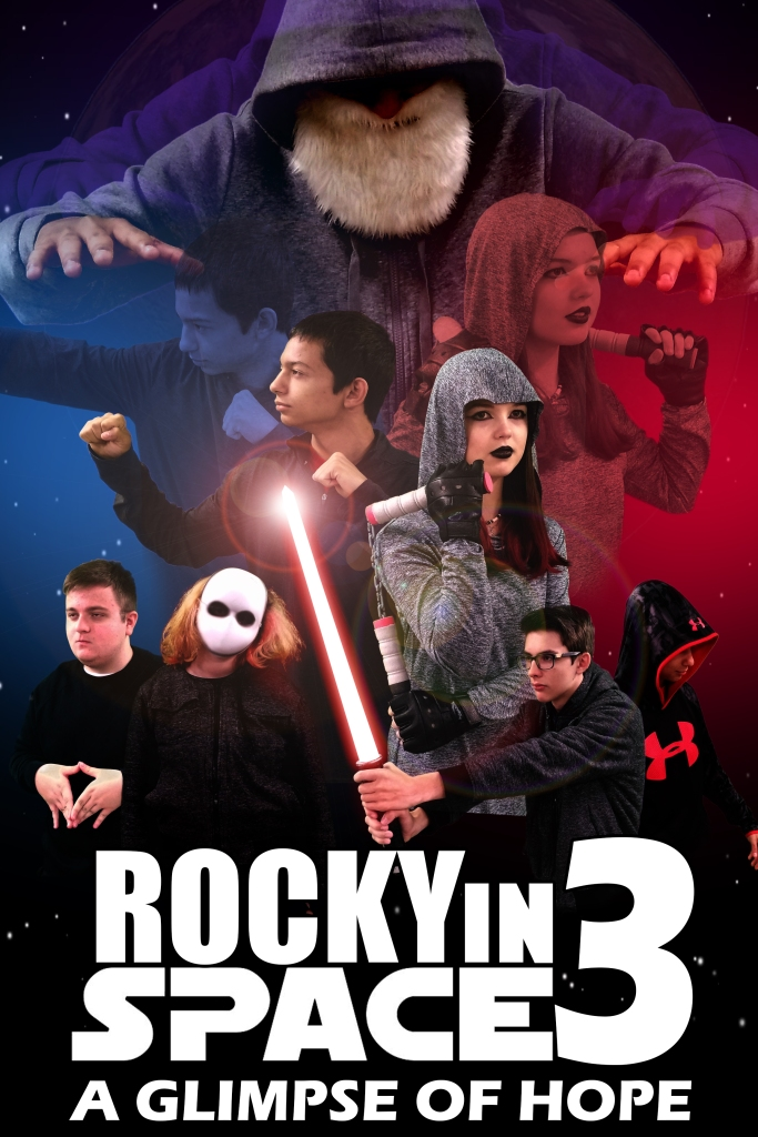 Rocky in Space 3 Movie Poster